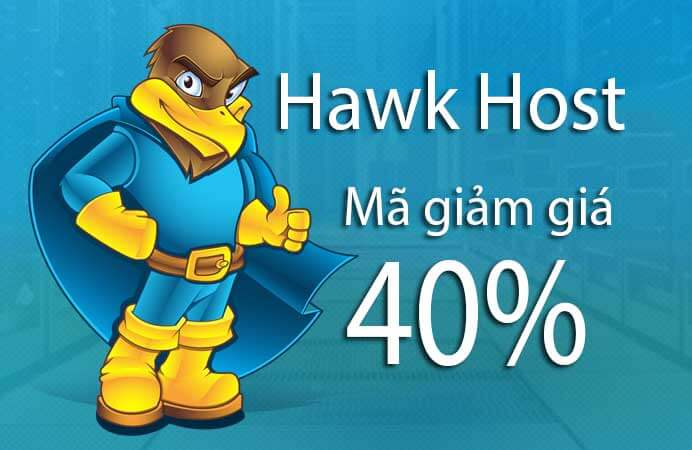 mã giảm giá hawhost